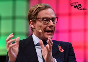 Analytica suspended CEO Alexander Nix amid the chaos
