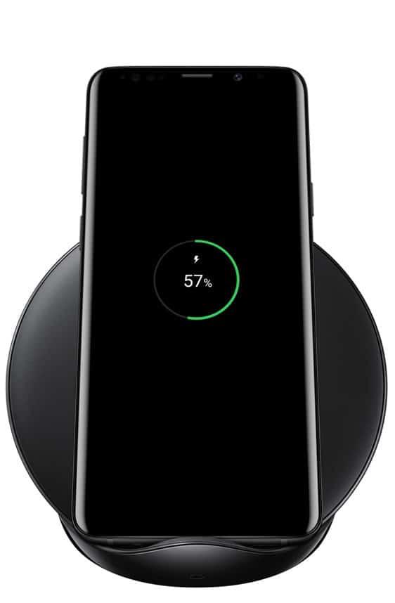 S9 charging
