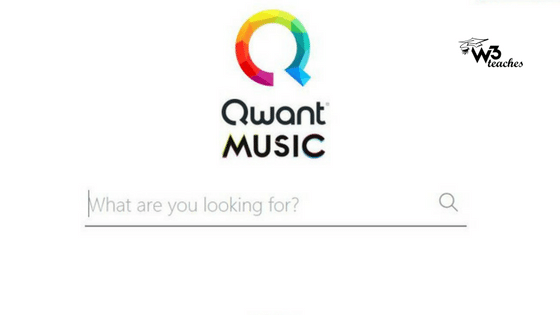 Qwant – Google for Music