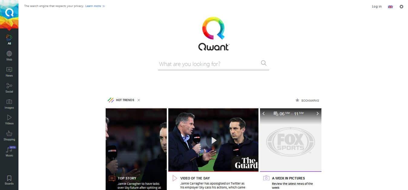 qwant news