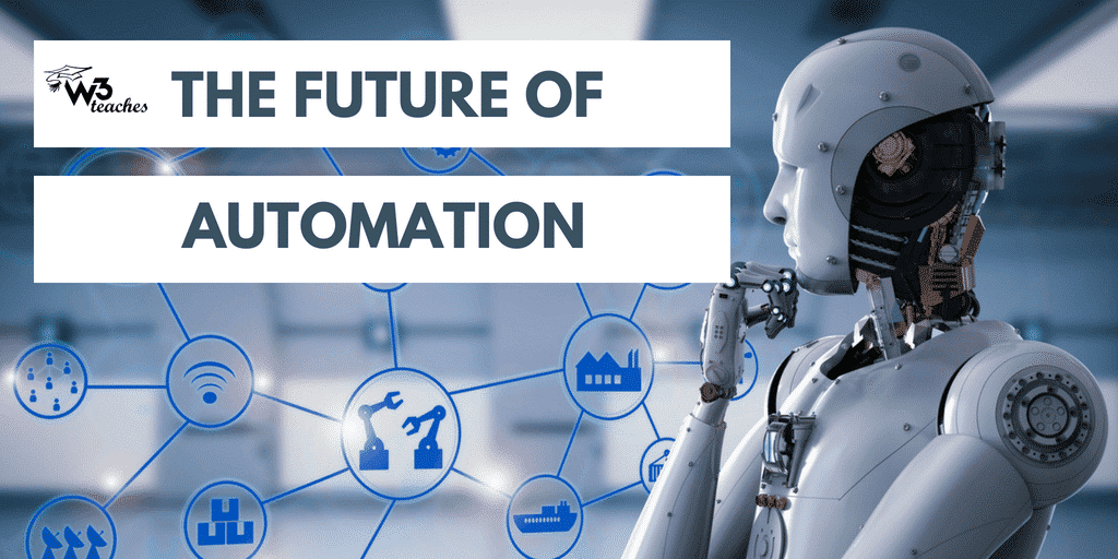 THE FUTURE OF AUTOMATION